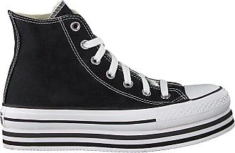 Converse Schwarze Converse Sneaker High Chuck Taylor All Star Eva Lift