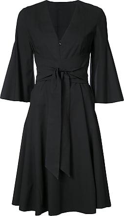 Natori Vestido decote V - Preto