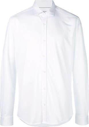 Brunello Cucinelli Camisa com botões - Branco