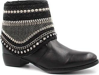 Zariff Bota Cano Curto Zariff Shoes Ankle Boot Zíper