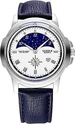 Yazole Relógios de Pulso Masculino YAZOLE Z 407 à Prova d Água (7)
