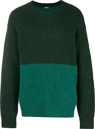 Diesel wool jumper - Green