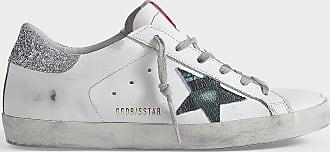 Golden Goose Sneaker SUPERSTAR WEISS GRAU PINK Damen
