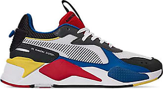 Puma Mens RS-X Toys Casual Shoes, Red