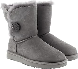 UGG Boots & Booties - W Bailey Button II Grey - grey - Boots & Booties for ladies