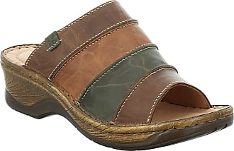 Josef Seibel 56530-95 Catalonia 64 Womens Clogs and Mules, schuhgröße_1:38, Farbe:Brown