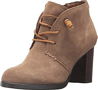 14534d411d52 Sperry Top-Sider Womens Dasher Gale Ankle Boot Taupe 9 Medium US