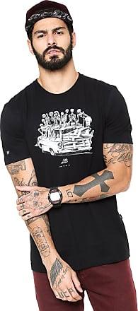 ...Lost Camiseta...Lost Skull Car Preta