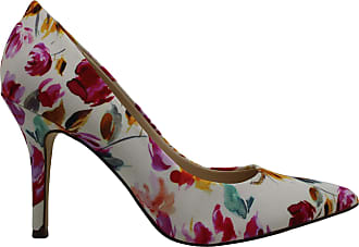 Nine West Womens Flax Pointed Toe Classic Pumps, Pink, Size 7.5 US / 5.5 UK US
