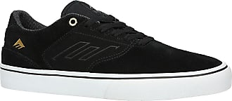 Emerica The Low Vulc Skate Shoes white