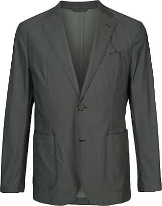 Durban notch collar jacket - Grey