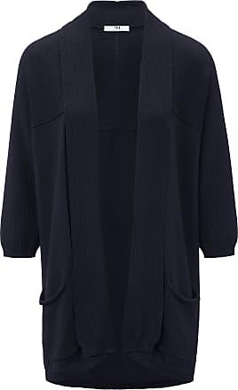 Peter Hahn Cardigan in 100% SUPIMA cotton Peter Hahn blue