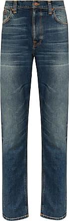 Nudie Jeans Calça jeans slim Lean Dean - Azul
