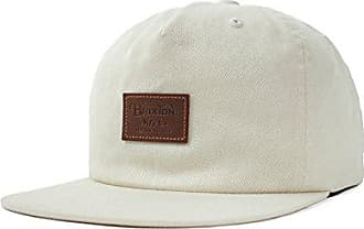c59a6eb5da5a9 Brixton Mens Grade Ii Medium Profile Adjustable Unstructured Snapback Hat
