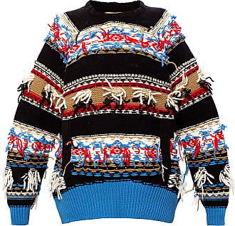 N°21 Sweater With Decorative Elements Womens Multicolour