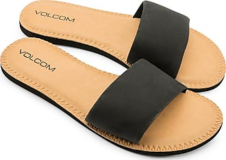 Volcom Simple Slide Sandals black