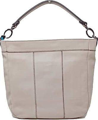 Gabs GABS Shoulder Bag Kate Size M in Leather Wrinkle Color Rope