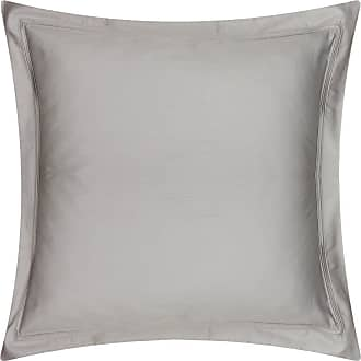 Yves Delorme Triomphe Sateen Pillowcase - Platinum - 65x65cm