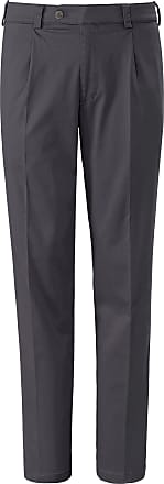 Brax Pleated trousers design Luis Eurex by Brax grey