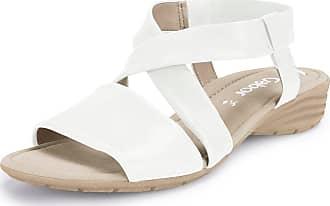 Gabor Sandals Best fitting finish Gabor white