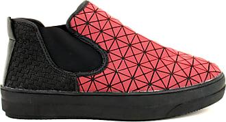 bernie mev. Womens Mid Axis Web Fashion Sneaker (Black/Burgundy Web, Numeric_8)