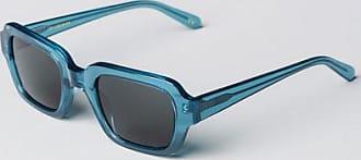 Han Kjobenhavn Code Blue Square Sonnenbrillen