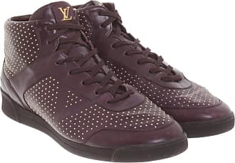 fe7be301577bc Louis Vuitton gebraucht - Sneakers aus Leder in Violett - EU 39