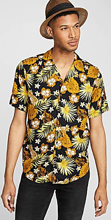 df8d5e37 Only & Sons Sunset floral camp shirt Regular fit