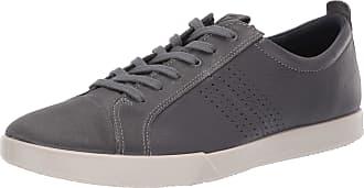 Ecco Mens Collin 2.0 Low-Top Sneakers, (Magnet/Magnet 50869), 11.5 UK