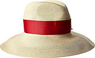 Physician Endorsed Womens Adriana Toyo Straw Fedora Packable Sun Hat fd677114ba82