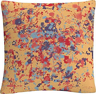 Trademark Fine Art Speckled Colorful Splatter Abstract 5 by ABC