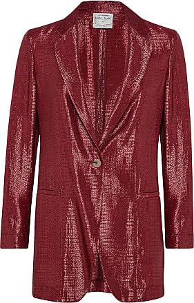 Forte_Forte Fashion Woman 7265MYJACKET596 Red Viscose Jacket | Spring Summer 20
