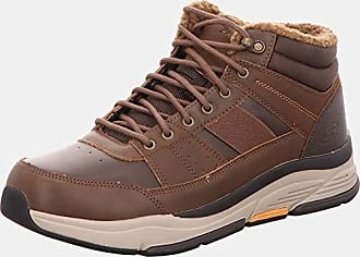 Skechers Herren Equalizer to Coast Sneaker, Char Charcoal
