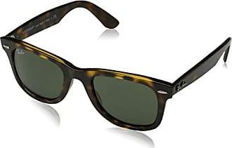 cb237c36c1 Ray-Ban WAYFARER EASE RB4340 - Gafas de Sol Unisex con lentes verdes, Color