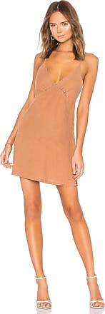 Young Fabulous & Broke Lexington Dress in Tan