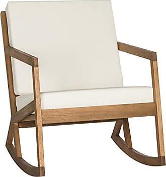 Safavieh PAT7013A Outdoor Collection Vernon Rocking Chair