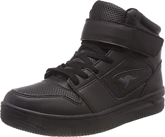 KangaRoos Damen Bumpy,jet black Sneaker schwarz