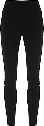 Andrea Bogosian Calça legging com aplicações - Preto
