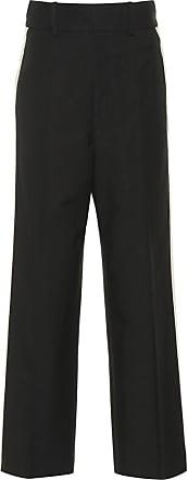 Helmut Lang High-waisted wide-leg pants