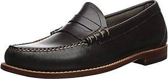 G.H. Bass & Co. Mens Larson Penny Loafer, Navy, 11.5 M US