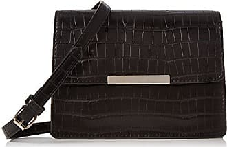 482fae937 Pieces Pcnell Cross Body, Bolsos bandolera Mujer, Schwarz (Black), 6x13x19  cm