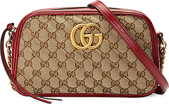Gucci Borsa a spalla GG Marmont misura piccola