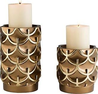 ORE Mystic Owl Candleholders - Set of 2
