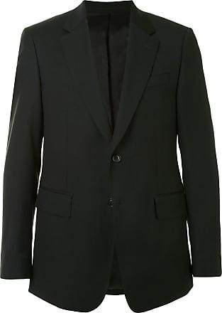 Cerruti single breasted blazer - Black