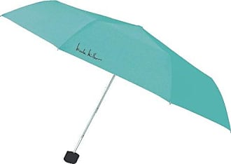 Nicole Miller Luggage 42 Ultra Lite Supermini Umbrella with Eyeglass Case, Turquoise