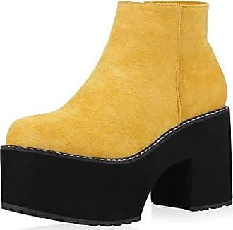 Stiefeletten in Gelb: 53 Produkte bis zu −61% | Stylight