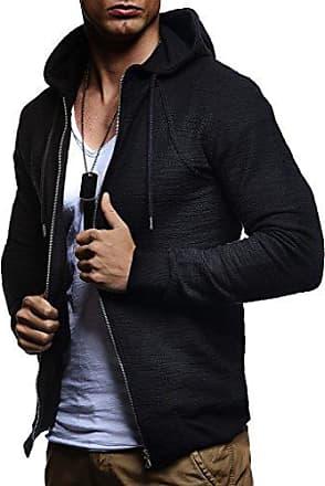 Sweatjacken in Schwarz von LEIF NELSON® für Herren | Stylight