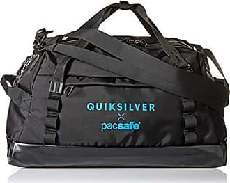 a5414cec48d Quiksilver Mens PACSAFE X QS DRY DUFFLE black 1SZ