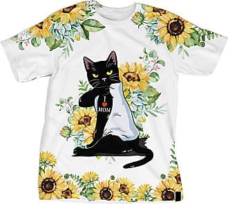 NA Cat I Love Mom 3D Shirt