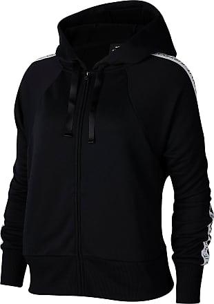 Nike Damen Sport Fitness Kapuzenjacke Sweatjacke NSW Hoodie FZ BB rot, Größe:XS